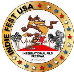 The Official Indie Fest USA Logo